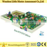 PVC Covered Used Commercial Children Indoor Playground from Indoor Playground Manufacturers