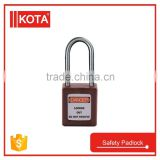 Stainless Steel Shackle Safety Lockout Padlock                                                                         Quality Choice