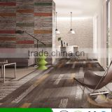 waterproof foshan factory cheap foshan factory supply new design wood look ceramic floor tile
