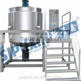 Sipuxin Emulsion Mixer /Dishwashing Liquid Detergent Shampoo/Liquid Soap Homogenizing Mixer Blending Machine