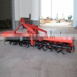 CE certificate High quality 1-3m working width Farm Rotary hoe for 12-150HP tractor