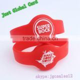 Rewearable NFC Ntag213 Silicone RFID Wristbands                                                                         Quality Choice                                                                     Supplier's Choice