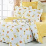 Bedding set 100% cotton|bed sheet set|duvet cover set|quilt/comforter set low MOQ manufacturer