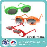 funny kid toy eye glasses double glasses toy