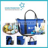 customized diaper bag;baby bag; multi-funtional mummy bag