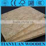 China poplar/pine core,E2 glue OSB lumber(ORIENTED STRAND BOARD) for furniture/decoration
