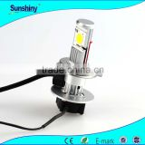 NEWEST! HID XENON BULB H9 LED HEADLIGHT WITH SUPER SLIM BALLAST AC/DC 12V 24V 35W 55W 3000K UP TO 30000K