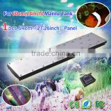 DSunY newest programmable 4 channel coral reef used led aquarium light no fan no noise 24inch 48inch