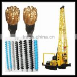 DTH Crawler Type Anchor Drilling Rig, Engineer Drilling Machine and Water Well Drilling Rig