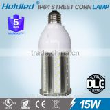home light led 15W LED corn light 110V IP64 led light corn bulb for 2016 Hong Kong Autumn Light Fair from October 27 to 30