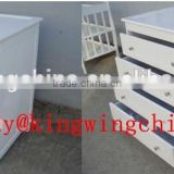 Baby Solid Timber Chest with drawers