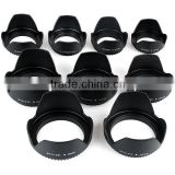 82mm Digital Camera Lens Hood for DSLR