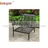 Metal Material and Modern Appearance Sienna Right arm cheap club chair