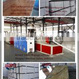 PVC WPC KITCHEN BATHROOM CABINET BOARD MACHINE, FURNITURE BOARD EXTRUDING MACHINE, DECORATION BOARD EXTRUSION MACHINE