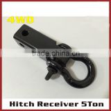 4WD Recovery Hitch Point, Hitch Receiver with D-Ring