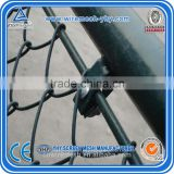 cyclone fence vinyl coated or plastic chain link fence