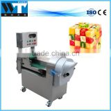 Commercial vegetable cutting machine for salad