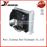 custom made aluminum Vacuum Brazed hydraulic transmission oil cooler,aluminum plate bar heat exhcnager