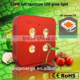 Vanqled 300W Cob Led Grow Light, Aluminium Casing, Medical Plants Grow Light With CE RoHS Approval