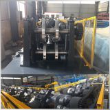 steel CZ purlin roll forming line