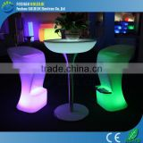 Glowing cocktail table led for outdoor indoor use GKT-106DC