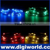 3M 30LEDs LED Copper Wire String Light Waterproof CR2032 Battery Lamp Led Christmas Lights Outdoor