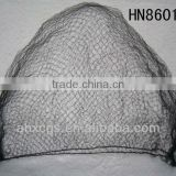 Invisible Hair Nets, Disposable nylon mesh cap