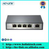 B type POE Gigabit Ethernet to single-mode BiDi fiber media converter un-managed 20km, single mode