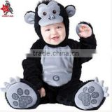 Cosplay cartoon mascot costume doll baby monkey professional performance clothing