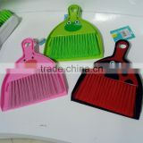 Low price Plastic Broom with dust pan, hand broom with dustpan