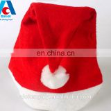 low price wholesale custom christmas hat for promotion