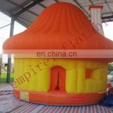 beautiful mushroom bouncy inflatable JC086