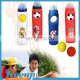Promotional cheap bpa free 750ml Football Sport water Bottle With Lid