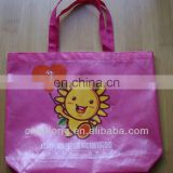 custom folding non-woven cloth bag for kids