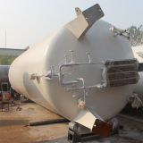 Powder insulation liquid oxygen tank, liquid O2 tank, cryogenic storage tank