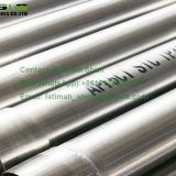 ASME SA 182 welded stainless Steel Pipe For Oil/Water Well Drilling