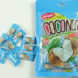 Sweet food coconut candy 150g concentrated coconut candy popular coconut candy from Hainan Nanguo Foodstuff in China