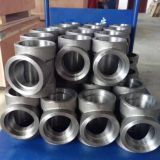 Stainless Steel Tee ASTM A234 GR WPB , ST37.2 , ST35.8Din 1.4301 , 1.4306 , 1.4401 , 1.4571