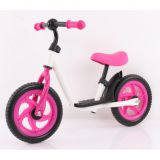 Civa steel kids balance bike H02B-1214 EVA wheels ride on toys with footrest