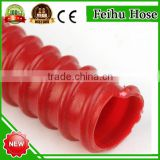 as seen on tv product pvc flexible hose/blue flexible PVC lay flat pipe/Flexible PVC Braided Hose