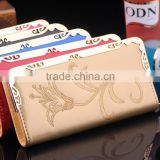 Women's Large Capacity Luxury Wallet With Zipper