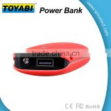 High Quality Travel Fashionable Power bank with 4000mAh Capacity