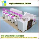 beauty salon marble nail desk manicure table DM-131