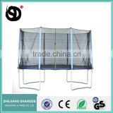 14ft commercial covered trampoline tuv