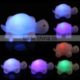 New Turtle LED 7 Colours Colors Night light Lights Lamp Party Christmas Decoration Colorful