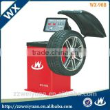 Most Popular Machine Automatic Used Wheel Balancer, used alignment machine WX-90B