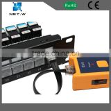 PUDI patch panel signal tester, Signal Transmitter for network patch panel with led lights