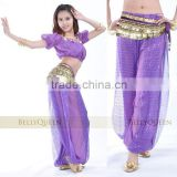 Purple belly dance pants, bellydance outfits, costume for dancing, belly dancing costumes, dancing dress, bellydance pants