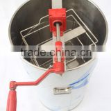 2 frame manual honey extractor beekeeping equipments 2 3 4 6 8 12 24 frame honey extractor