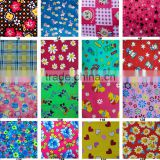 2016 hot sales best price 100% cotton printed flannel fabric colorful for baby bedding sets
